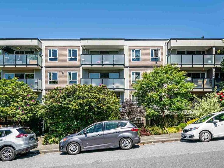 412 2333 TRIUMPH STREET - Hastings Apartment/Condo for sale, 1 Bedroom (R2582065)
