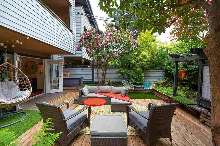 105 2277 MCGILL STREET - Hastings Apartment/Condo for sale, 1 Bedroom (R2582532)