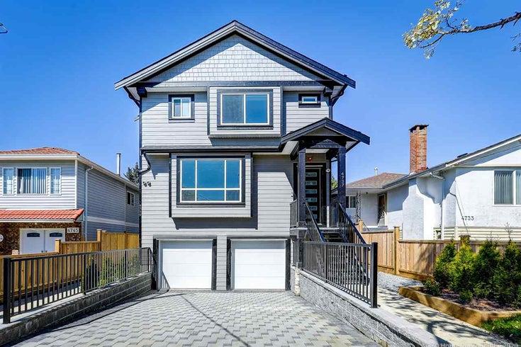 4737 GOTHARD STREET - Collingwood VE 1/2 Duplex for sale, 3 Bedrooms (R2450956)