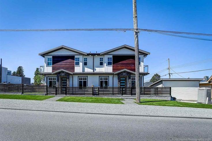 3297 ROYAL OAK AVENUE - Central BN 1/2 Duplex for sale, 3 Bedrooms (R2460198)
