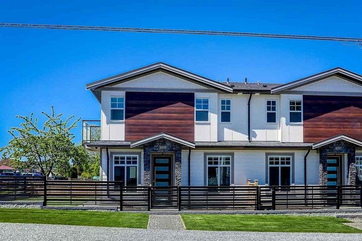 3299 ROYAL OAK AVENUE - Central BN 1/2 Duplex for sale, 3 Bedrooms (R2460352)