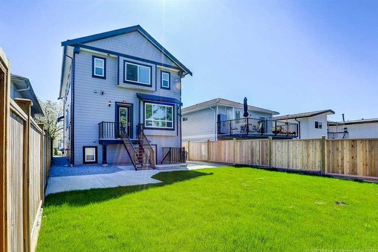 4739 GOTHARD STREET - Collingwood VE 1/2 Duplex for sale, 4 Bedrooms (R2514255)
