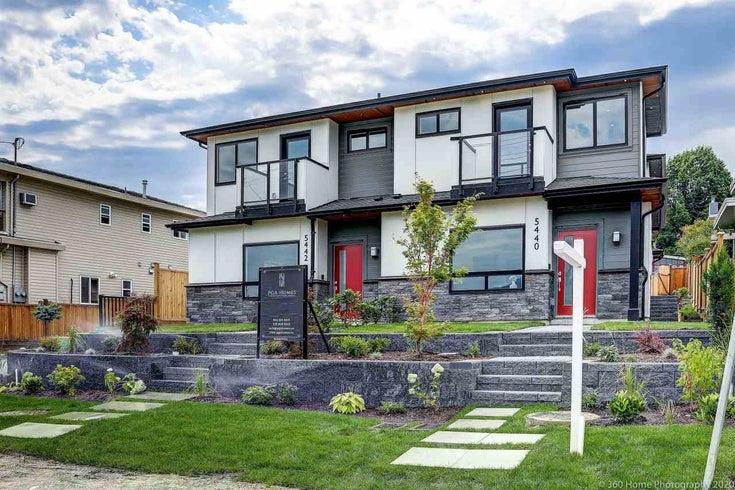 5440 NORFOLK STREET - Central BN 1/2 Duplex for sale, 4 Bedrooms (R2515266)