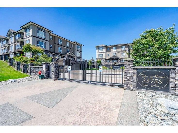 A315 33755 7 AVENUE - Mission BC Apartment/Condo for sale, 2 Bedrooms (R2289857)