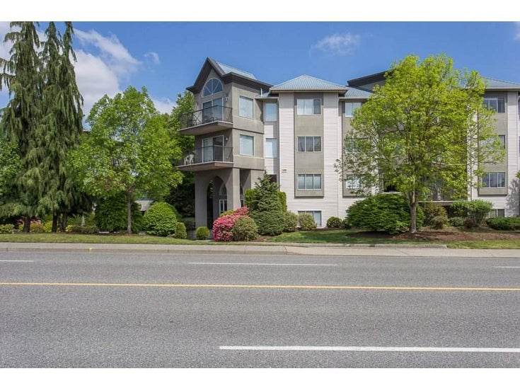314 32725 GEORGE FERGUSON WAY - Abbotsford West Apartment/Condo for sale, 2 Bedrooms (R2324758)