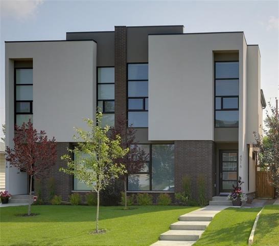 4516 17 ST SW - Altadore Semi Detached for sale, 4 Bedrooms (C4248707)