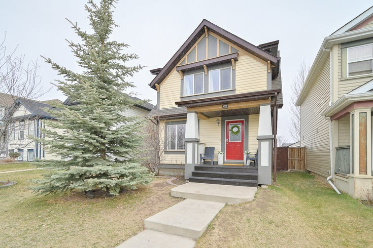 108 Copperfield Rise SE - Copperfield Detached for sale, 4 Bedrooms (A1100207)