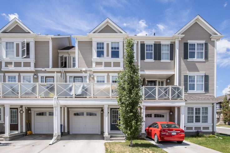 111 Windford Crescent SW - South Windsong Row/Townhouse for sale, 2 Bedrooms (A1124674)