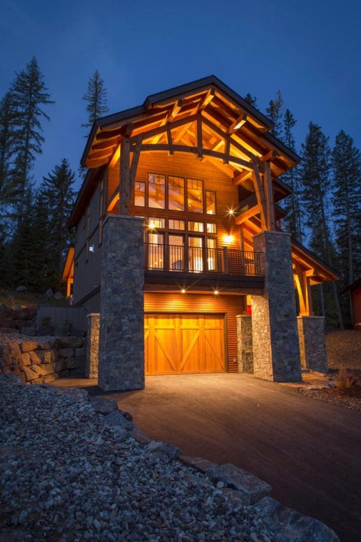 4 Black Rock Place - Fernie HOUSE for sale(2439640)