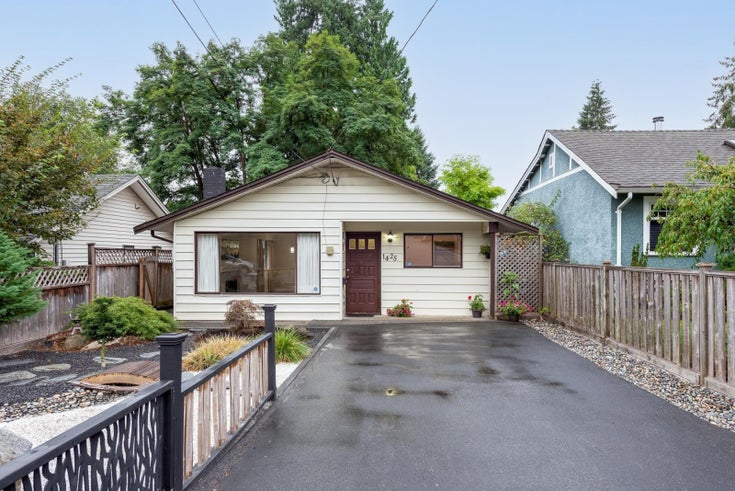 1425 FREDERICK ROAD - Lynn Valley House/Single Family for sale, 3 Bedrooms (R2610744)
