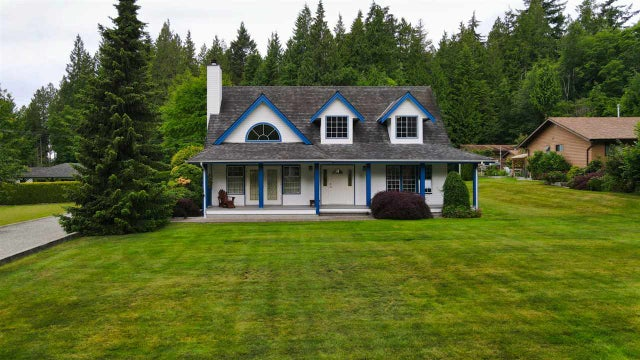 1081 TIMBERLAND ROAD - Roberts Creek House/Single Family for sale, 4 Bedrooms (R2468974)