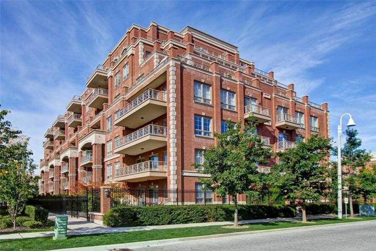 20  Burkebrook Place Suite 510 - Bridle Path-Sunnybrook-York Mills APTU for sale, 2 Bedrooms (C5064911)