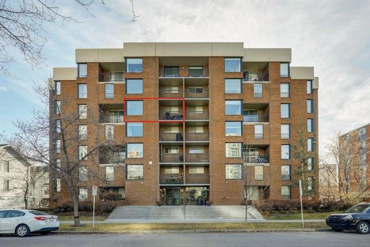 511, 1123 13 Avenue SW - Beltline Apartment for sale, 1 Bedroom (A1036484)