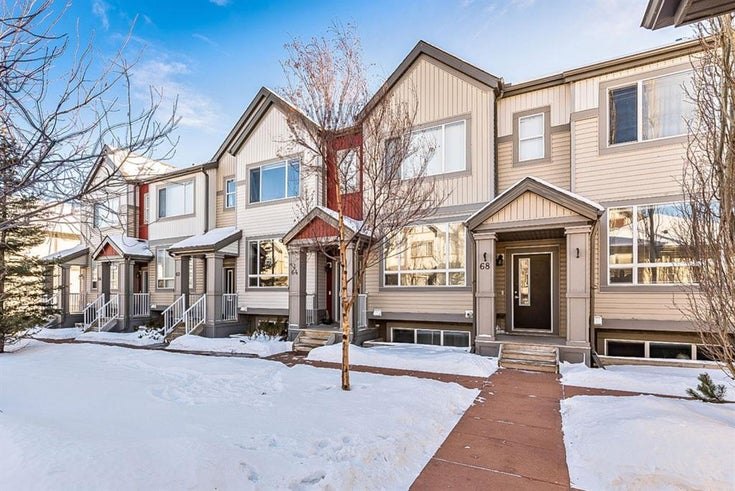 60 COPPERPOND Close SE - Copperfield Row/Townhouse for sale, 4 Bedrooms (A1063736)