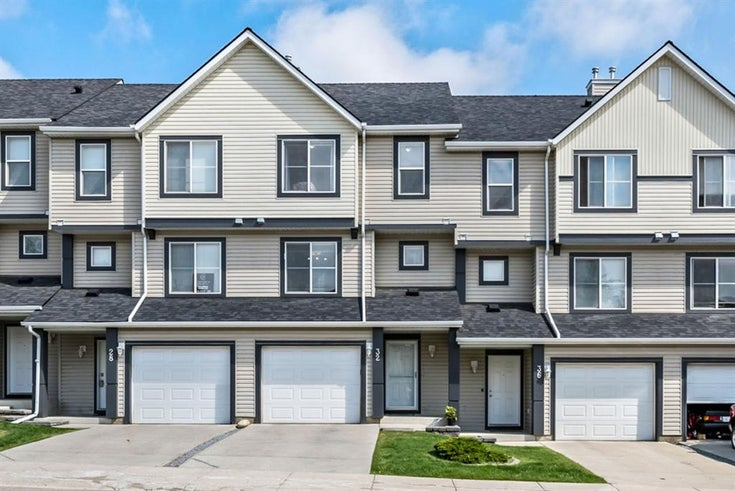 32 Everhollow Way SW - Evergreen Row/Townhouse for sale, 3 Bedrooms (A1126540)