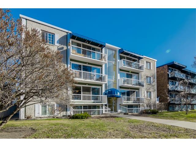 #201 126 24 AV SW - Mission Apartment for sale, 2 Bedrooms (C4002045)