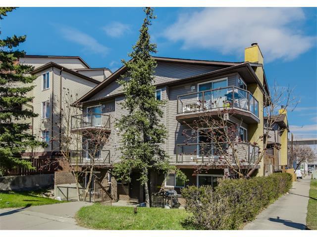 #B 1802 11 AV SW - Sunalta Apartment for sale, 2 Bedrooms (C4005493)
