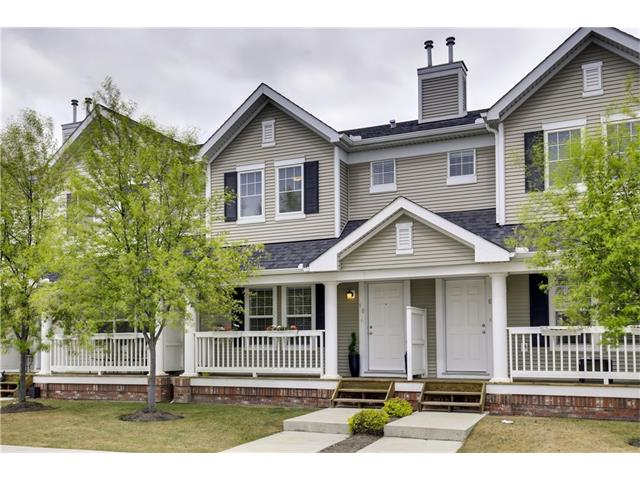 10 COUNTRY VILLAGE GA NE - Country Hills Village Row/Townhouse for sale, 3 Bedrooms (C4021242)