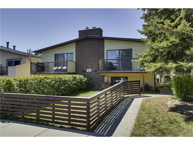 #4 1927 31 ST SW - Killarney/Glengarry Row/Townhouse for sale, 2 Bedrooms (C4060020)