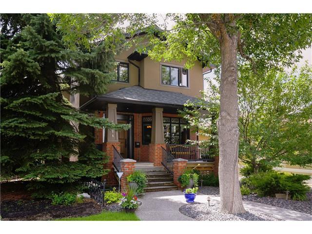 441A 25 AV NE - Winston Heights/Mountview Detached for sale, 4 Bedrooms (C4073169)