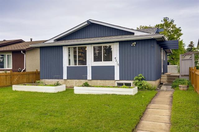 4216 8 AV SE - Forest Heights Detached for sale, 5 Bedrooms (C4256004)
