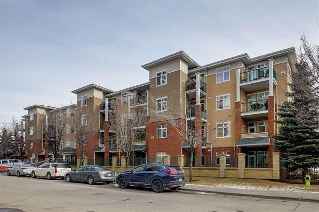 #405 5720 2 ST SW - Manchester Apartment for sale, 2 Bedrooms (C4286575)