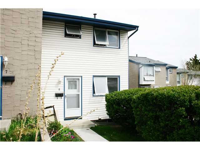 # 8 6440 4 St Nw - Thorncliffe Row/Townhouse for sale, 2 Bedrooms (C3523101)