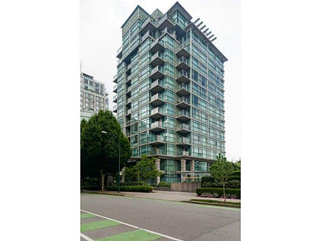 # 1006 1889 ALBERNI ST - West End VW Apartment/Condo for sale, 1 Bedroom (V1070840)