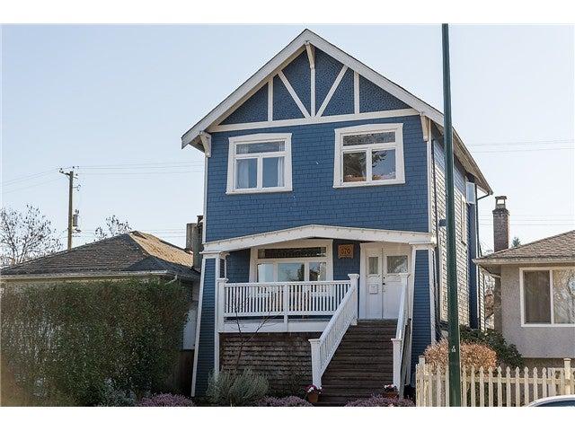 870 E 33RD AV - Fraser VE House/Single Family for sale, 5 Bedrooms (V1107712)