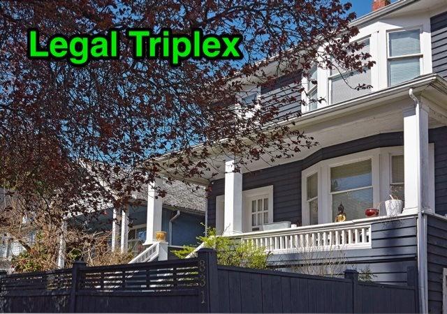 827-831 E 13TH AVENUE - Mount Pleasant VE Triplex for sale, 5 Bedrooms (R2085008)