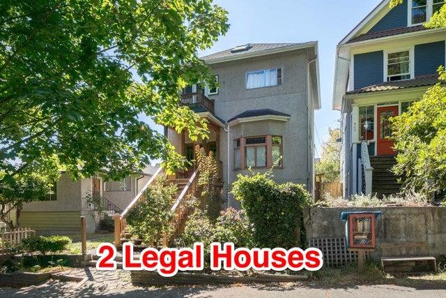 936 E 17TH AVENUE - Fraser VE House/Single Family for sale, 6 Bedrooms (R2105789)