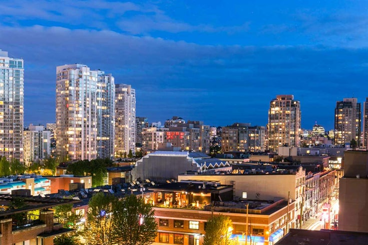 809 928 HOMER STREET - Yaletown Apartment/Condo for sale, 1 Bedroom (R2372319)