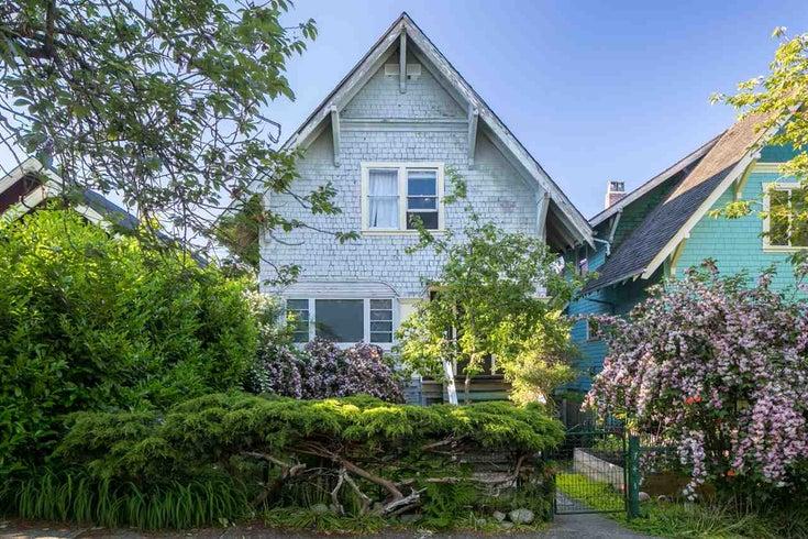 741 E 11TH AVENUE - Mount Pleasant VE House/Single Family for sale, 6 Bedrooms (R2374495)