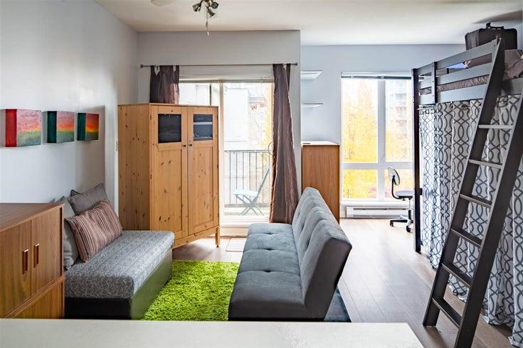 421 13321 102A AVENUE - Whalley Apartment/Condo for sale(R2414700)