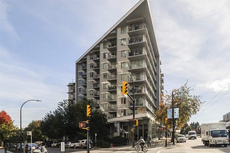 805 328 E 11TH AVENUE - Mount Pleasant VE Apartment/Condo for sale, 1 Bedroom (R2441435)