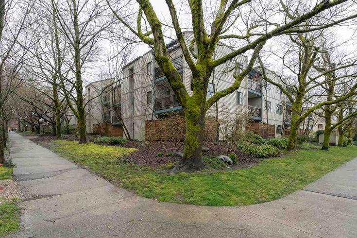 214 1422 E 3RD AVENUE - Grandview Woodland Apartment/Condo for sale, 2 Bedrooms (R2447248)