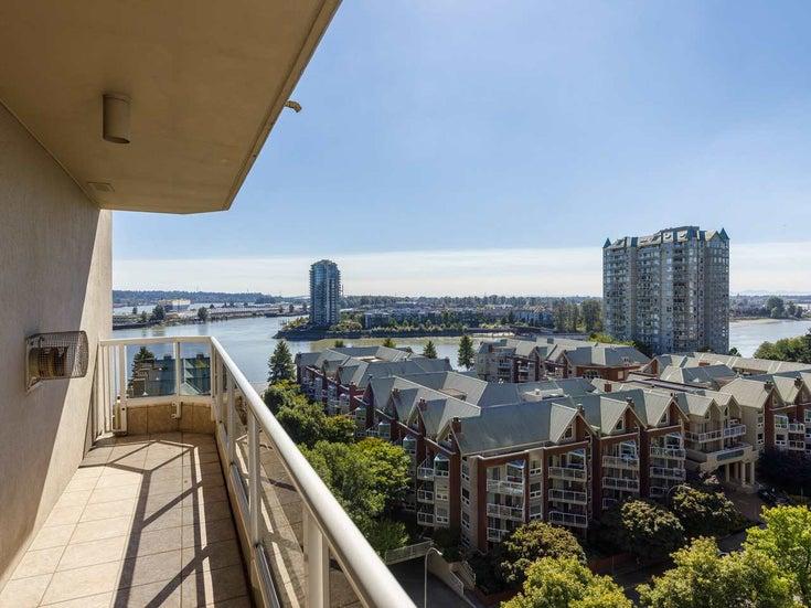 1203 1185 QUAYSIDE DRIVE - Quay Apartment/Condo for sale, 1 Bedroom (R2510989)
