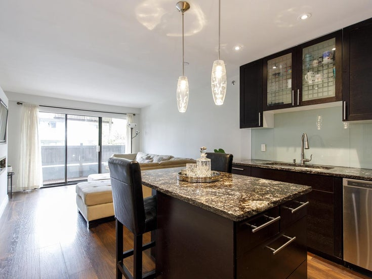 216 1549 KITCHENER STREET - Grandview Woodland Apartment/Condo for sale, 1 Bedroom (R2512305)