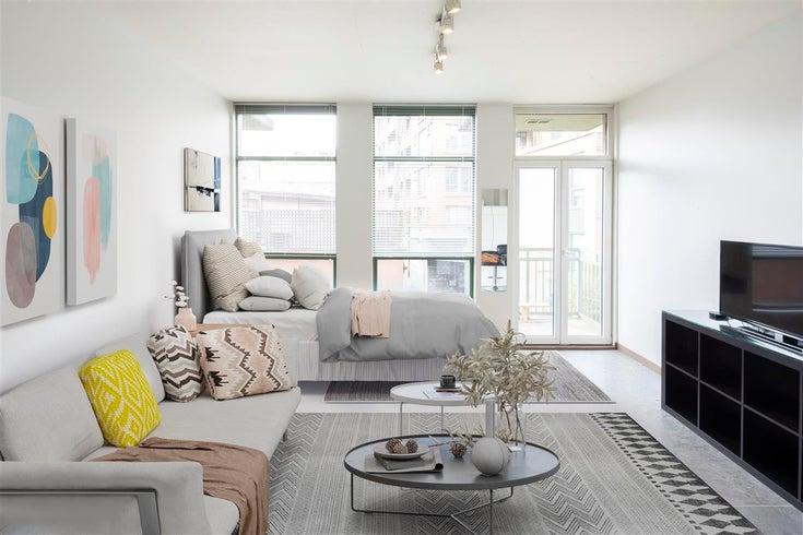 212 1 E CORDOVA STREET - Downtown VE Apartment/Condo for sale(R2580001)