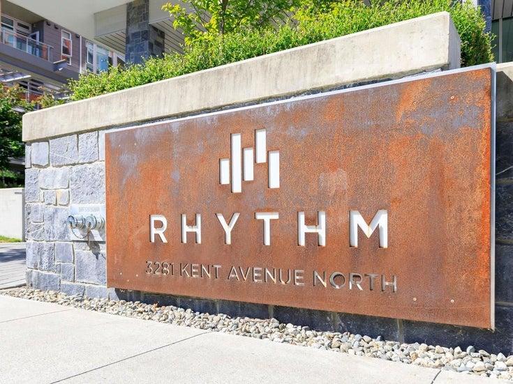 506 3281 E KENT AVENUE NORTH - South Marine Apartment/Condo for sale, 2 Bedrooms (R2601108)