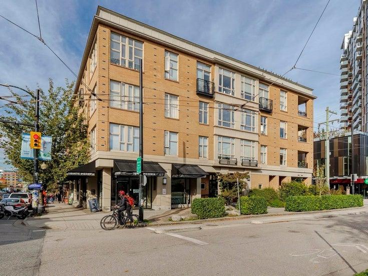 212 205 E 10TH AVENUE - Mount Pleasant VE Apartment/Condo for sale, 1 Bedroom (R2621632)
