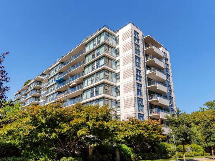 415 2851 HEATHER STREET - Fairview VW Apartment/Condo for sale, 2 Bedrooms (R2623362)