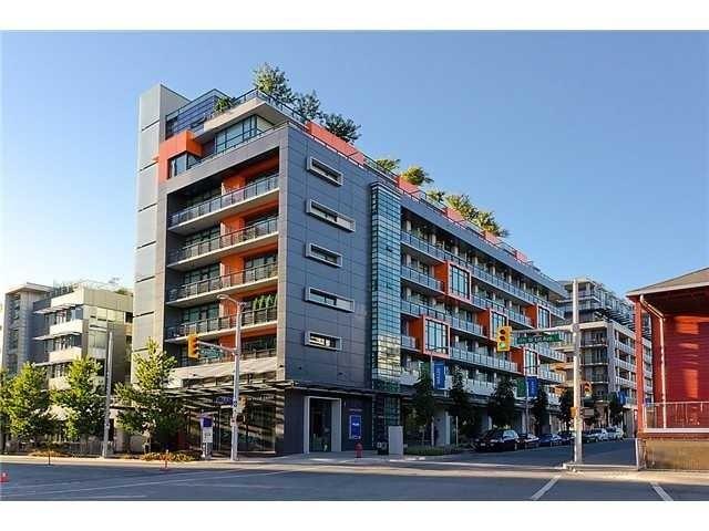 # 705 123 W 1ST AV, V5Y 0E2 - False Creek Apartment/Condo for sale, 1 Bedroom (V1103121)
