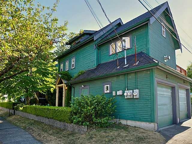 555 Vernon Street - Mount Pleasant VE Townhouse for sale, 2 Bedrooms (V1130291)