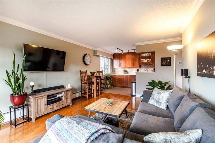 207-270 W 1st Street, North Vancouver - Lower Lonsdale Apartment/Condo for sale, 2 Bedrooms (R2433267)