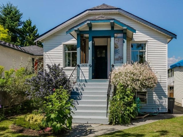 1935 E Georgia Street - Hastings House/Single Family for sale, 4 Bedrooms (V1126035)