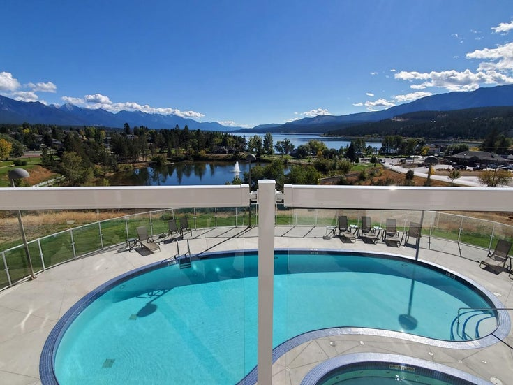 111 G - 701 14A CRESCENT - Invermere Apartment for sale, 2 Bedrooms (2458049)
