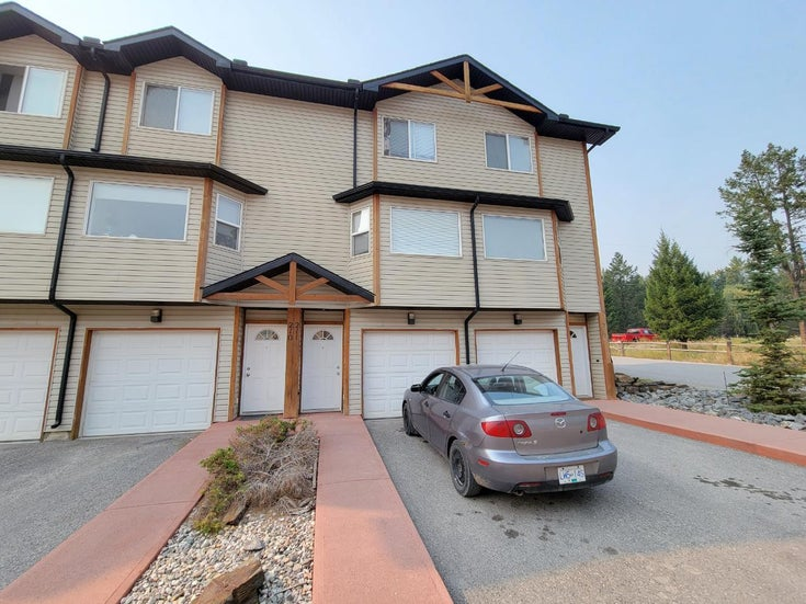 211 - 200 BLACK FOREST TRAIL - Invermere Row / Townhouse for sale, 2 Bedrooms (2460421)