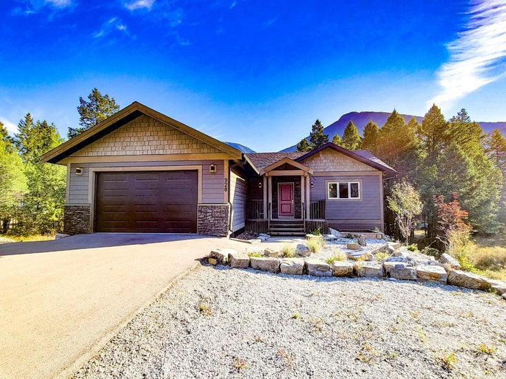 928 COPPER POINT WAY - Invermere House for sale, 4 Bedrooms (2460876)