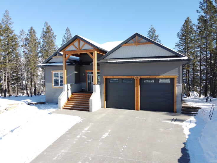 1711 Pine Ridge Drive - Invermere Single Family for sale, 4 Bedrooms (2456555)